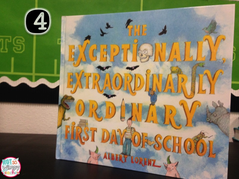 Diary Of A Not So Wimpy Teacher 5 Back To School Books For Third Grade