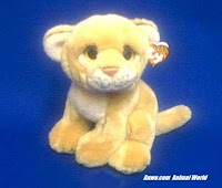Lion Cub Plush Stuffed Animal Savanah