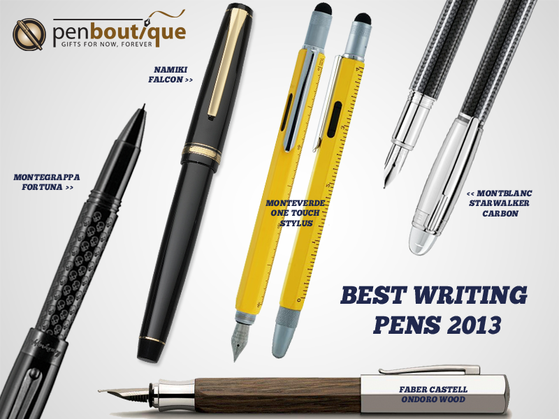 Best Pens for Writing