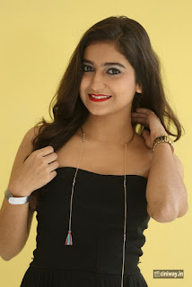 Alisha Stills at V Movie Theatrical Trailer Launch