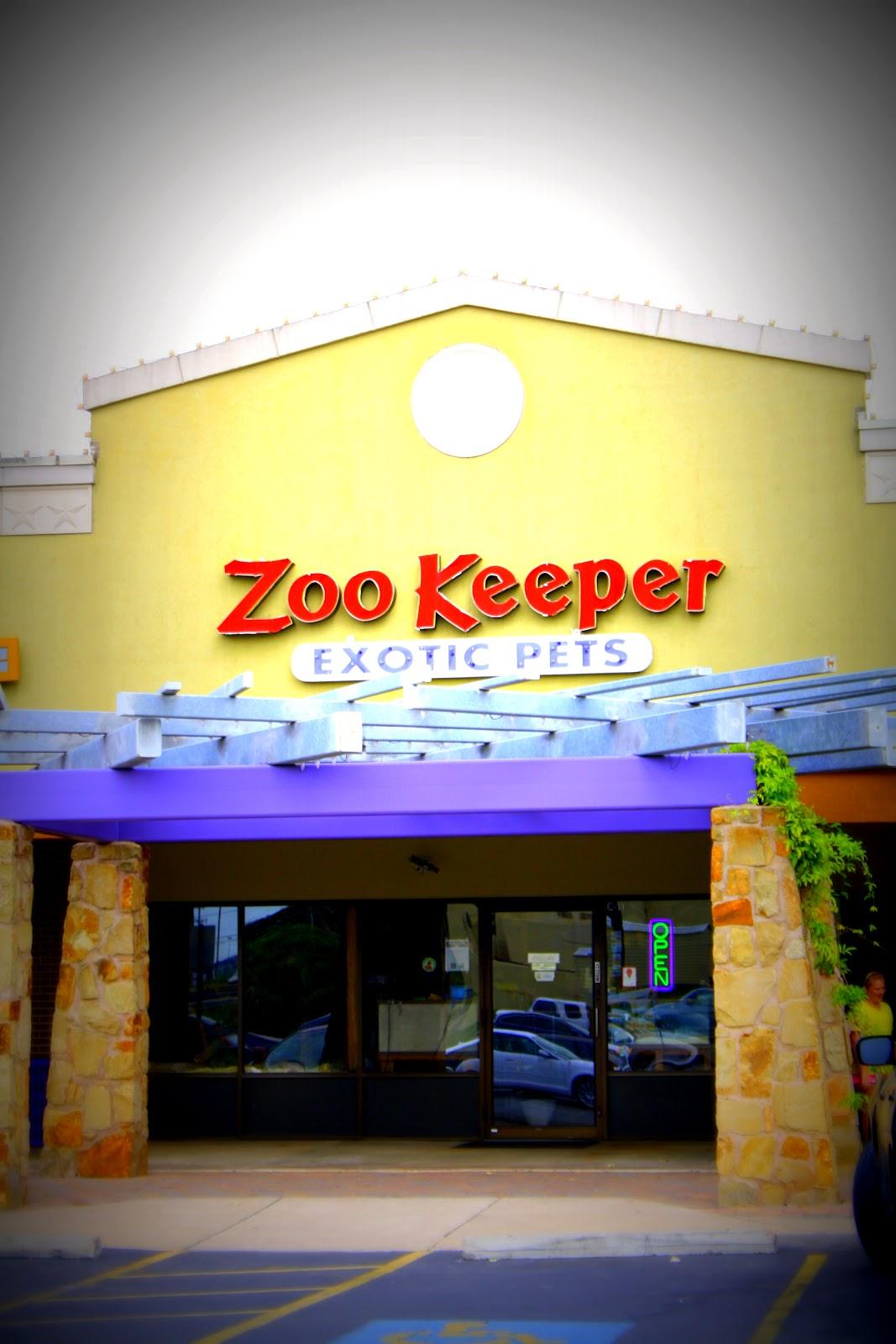 Zoo Keeper Exotic Pets | Free Fun in Austin