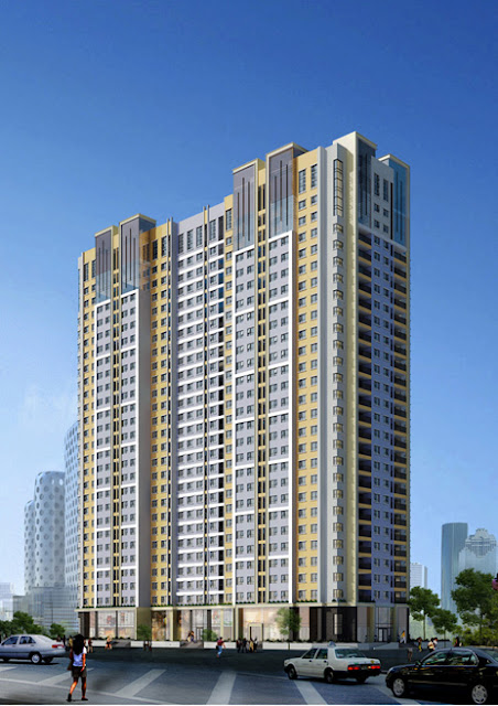 Phối cảnh dự án chung cư Eco Dream City