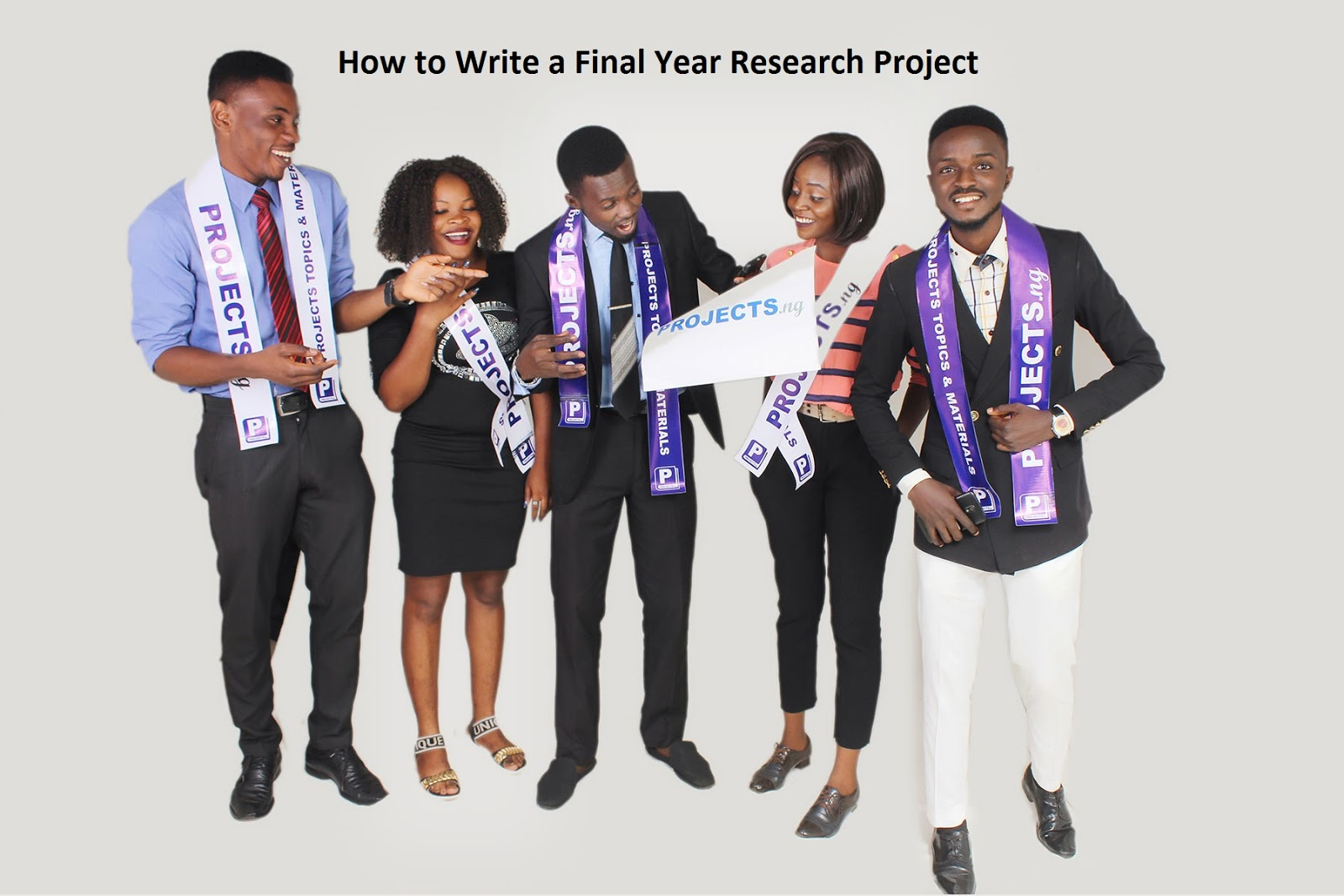 How to Write a Research Project or Dissertation in Nigeria - A Comprehensive Guide