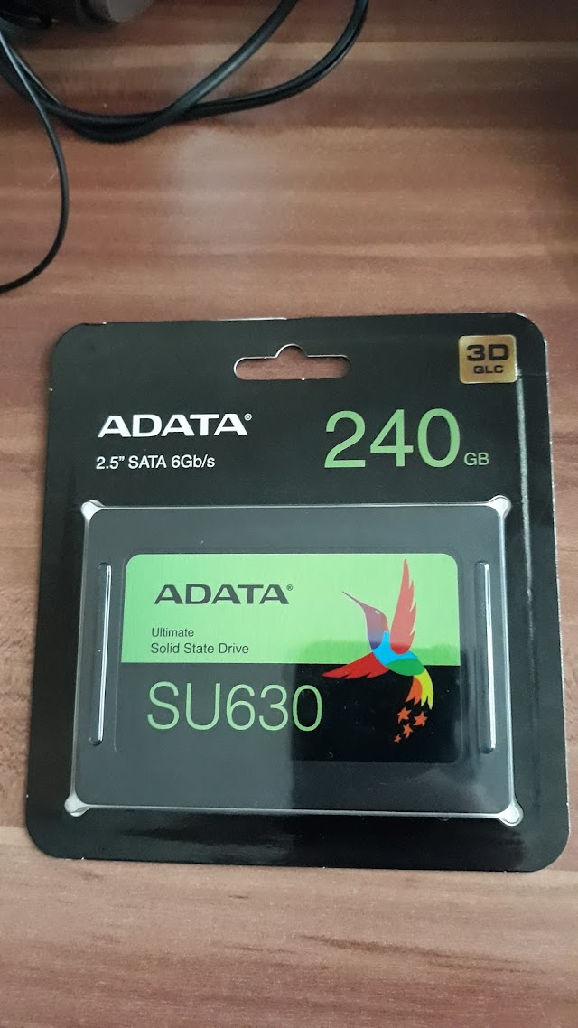 What to expect from the ADATA SU630 Ultimate Solid State Drive 240GB
