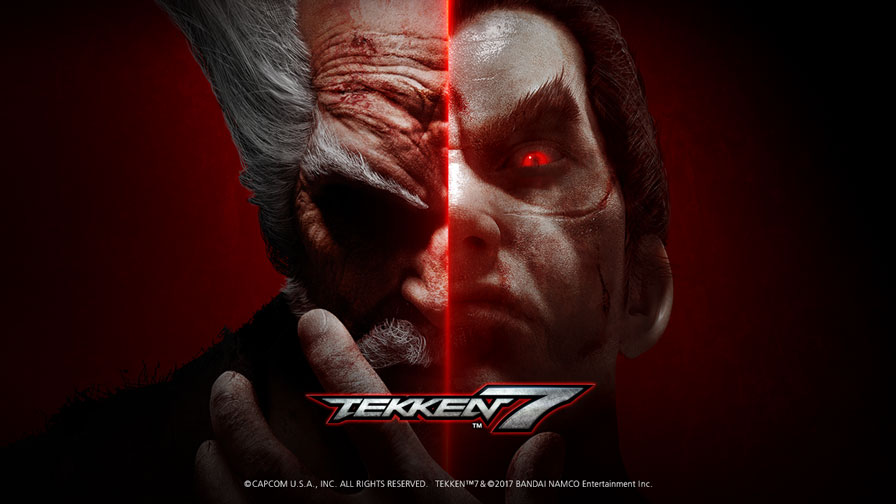 tekken 7 game wallpaper - photo #43