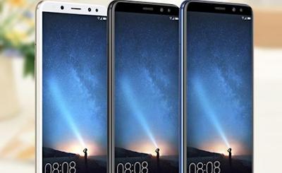 Trik Screenshot Huawei Mate 10 Lite Terbaru 2017
