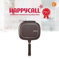Dusdusan Happycall Titanium Standard Double Pan ANDHIMIND