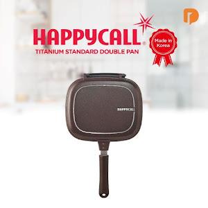 Happycall Titanium Standard Double Pan