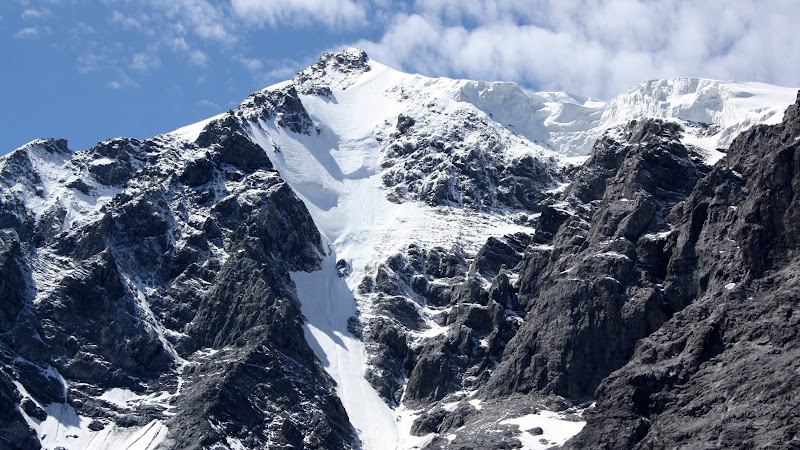 Ortler, Highest Mountain in the Eastern Alps