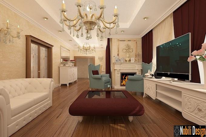 Design interior dormitor vila moderna Constanta | Amenajari interioare case