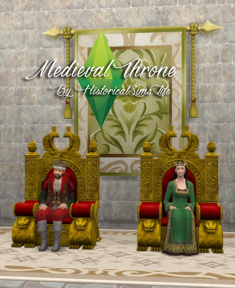 Ancient Throne Room
