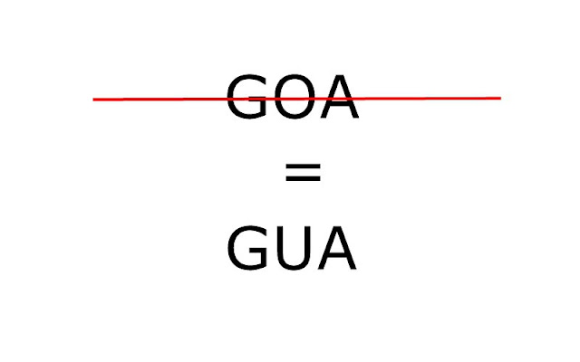 Goa yang benar adalah Gua