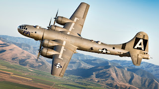 B-29 Superfortres