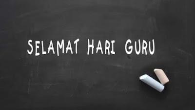Asal Mula Sejarah Hari Guru Nasional di Indonesia