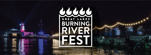Burning River Fest, Cleveland festivals, Lake Erie