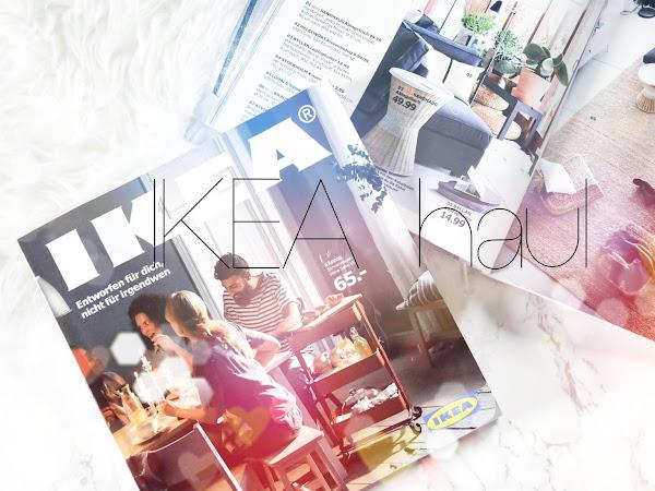 IKEA Haul + идеи за декорация и организация