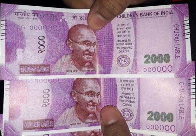 1 Fake notes from SBI ATM: Cash custodian arrested in Delhi