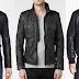 Jaket Kulit Custom untuk Pria - Serba Jaket Kulit