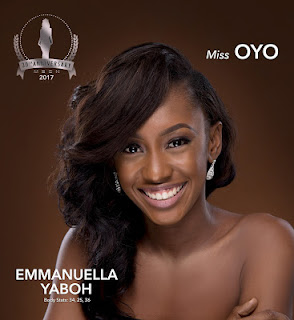 Miss Oyo Emmanuella Yaboh