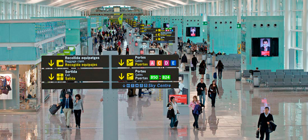 Aeropuerto de Barcelona-El Prat, Barcelona