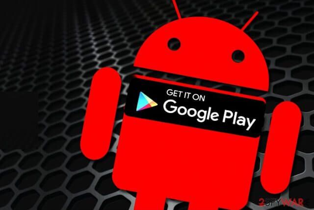 Malware on your phone from Play Store!