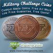 The Popularity of Military Challenge Coins as Collectibles