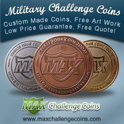 Military Challenge Coins | Challenge Coins