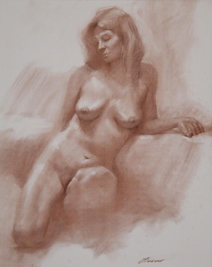 Ron Barsano. Современный американский художник 14