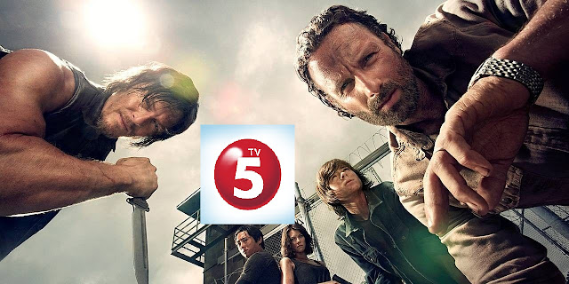 the walking dead tv5