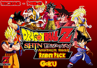 Dragon Ball Z Shin Budokai Another Road ISO PPSSPP