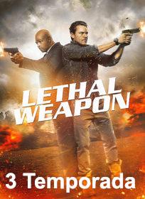 Assistir Lethal Weapon 3 Temporada Online Dublado e Legendado