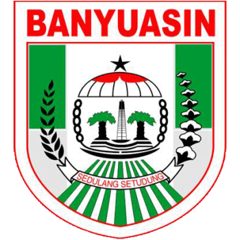 Logo Kabupaten Banyuasin PNG