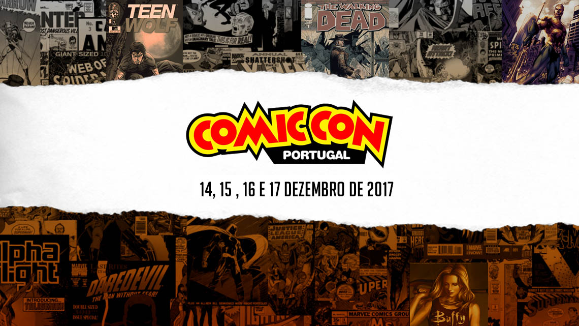 Comic Con Portugal | 2º Dia