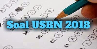 Soal USBN PKN SMA/MA 2017/2018 dan Kunci Jawabannya