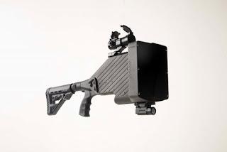 ES-60 Electromagnetic Anti-Drone Gun