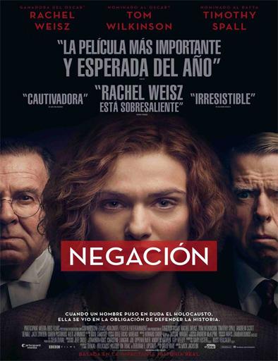 Ver Negación (Denial) (2016) Online