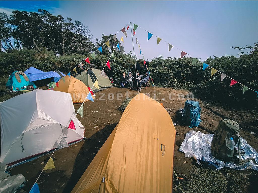 Informasi Pendakian ke Taman Nasional Gunung Halimun Salak