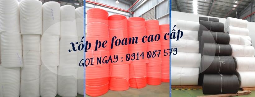 Cuộn Xốp Pe Foam Hải Việt