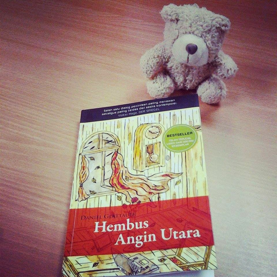 HEMBUS ANGIN UTARA: Kisah Cinta Sepuluh Jari
