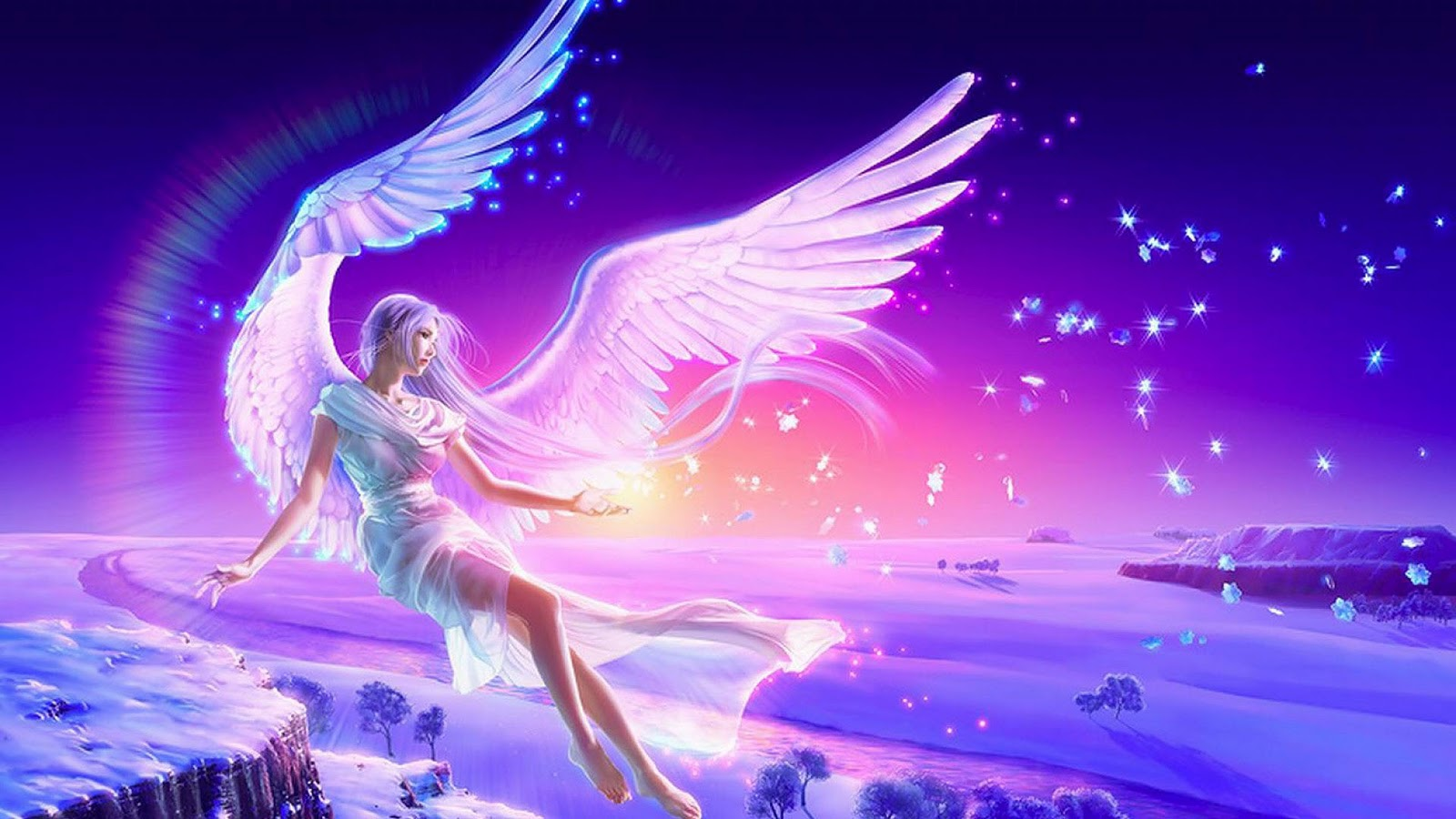 Best Wallpaper Collection: Best Angel Wallpapers
