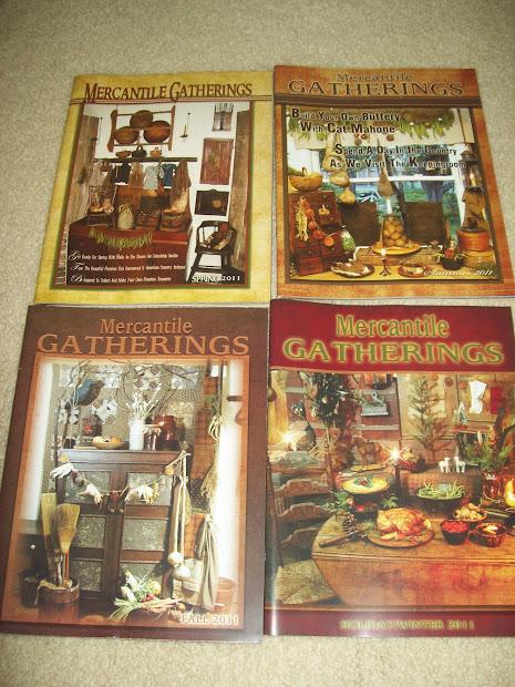 Daughternature Primitive Folk Art Magazines Premier Issues