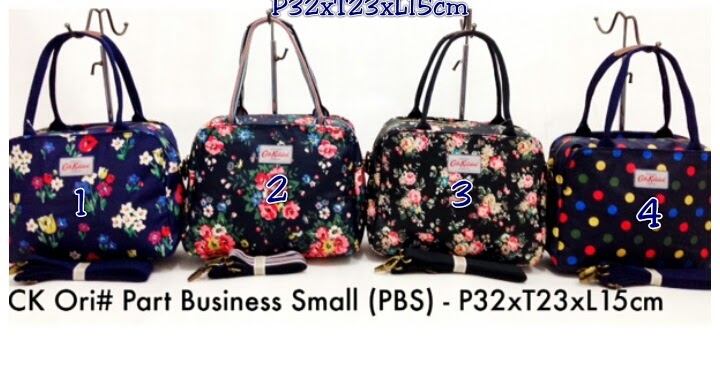 a67be957c7 Kipling Shop Indonesia  LIMITED!! Cath Kidston ORI  Part Business Small  (PBS) - Rp 400.000