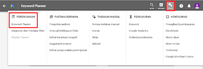 tutorial membuat akun google planner