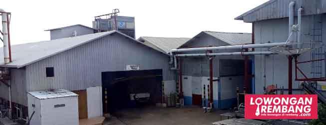 lowongan pabrik rembang