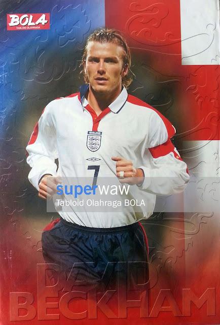 David Beckham 2003