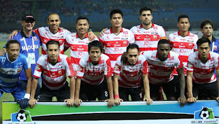 Madura United Hajar Sriwijaya FC 3-0 #Liga1