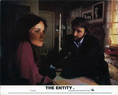 The Entity 1982 Barbara Hershey Ron Silver Image 4