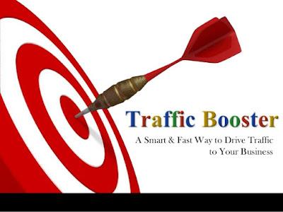 Social media traffic Booster