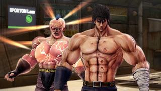Fist of the North Star: Lost Paradise Xbox One Wallpaper