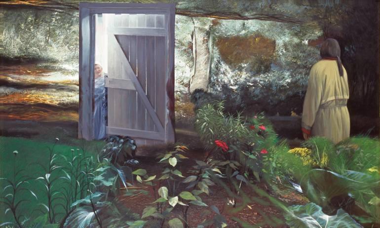 Украинский художник. Peter Heydeck